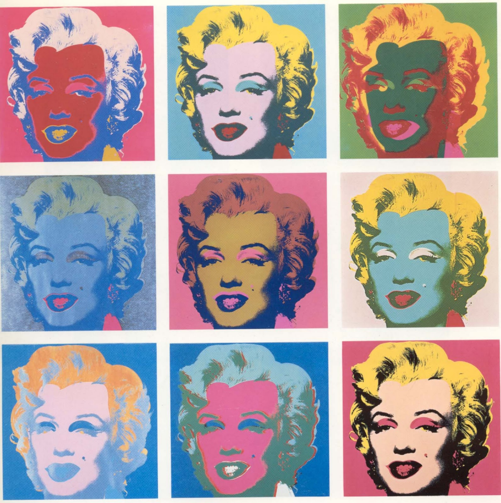 Famous Pop Art Paintings